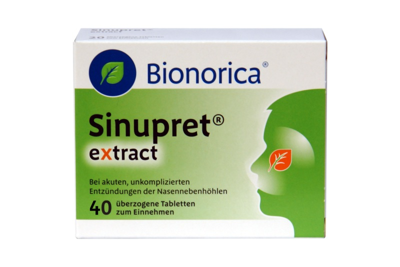 Sinupret®extract*